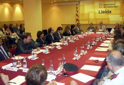 Lleida Area: Professional networking for tackling gender violence
