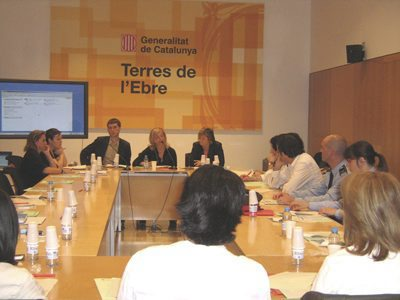 Ebro Lands: Professional networking for tackling gender violence