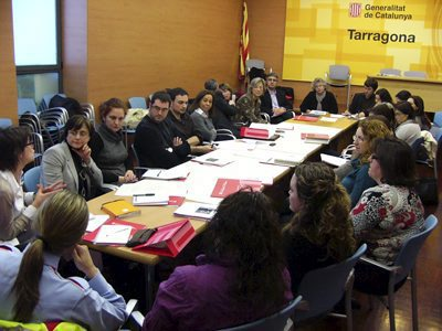 Tarragona Fields: Professional networking for tackling gender violence