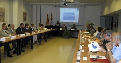 Central Catalonia: Professional networking for tackling gender violence