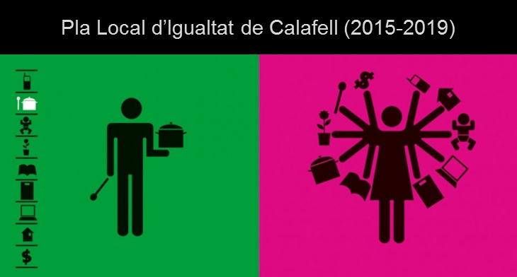 Local Action Plan for Gender Equality in Calafell (2015-2019)