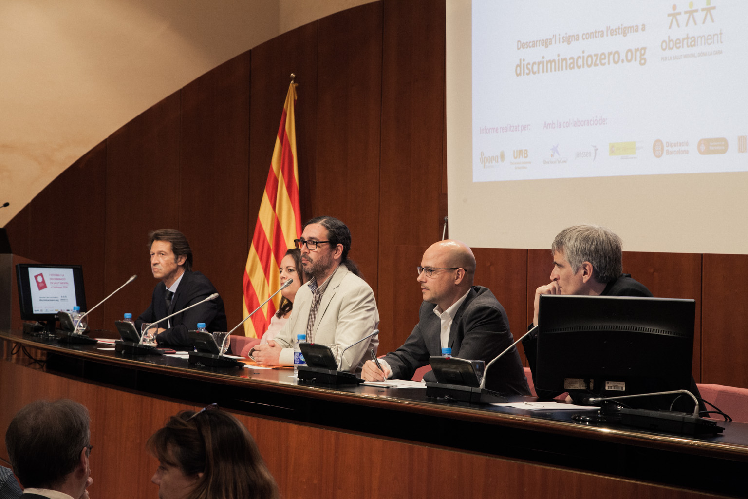 80% of Catalans with mental disorders have been discriminated in some area of their life due to their mental health state