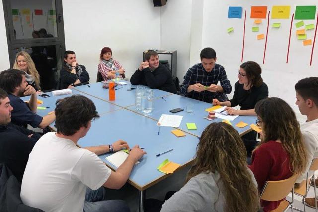 Participatory process to elaborate the IV Catalan Youth Charter
