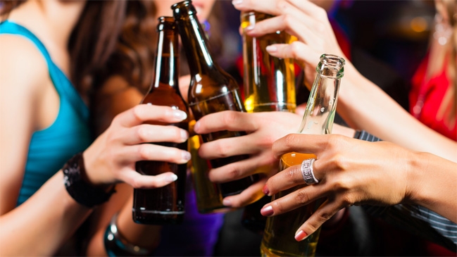 How to prevent the intensive use of alcohol (HED)?