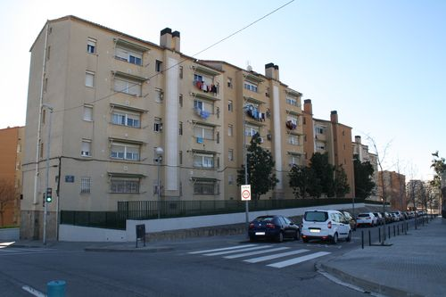 Health needs in the neighborhood of Montserrat, Terrassa