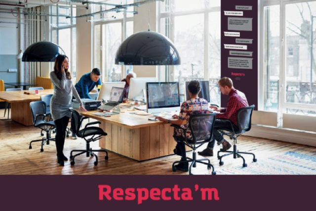 RESPECT ME: Prevention of sexist behavior in the workplace
